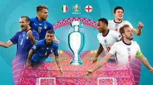 Euro 2020>>>>England vs Italy ...