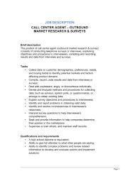 Call Center Agent Outbound_market Research Surveys Job