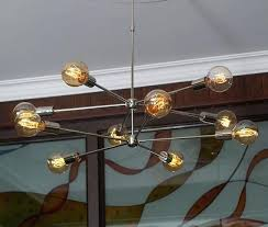 chrome sputnik chandelier modern brass arms sputnik chandelier chromed brass light fixture sputnik chrome chandelier atom