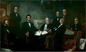 Presidential Kitchen Cabinet President Lincoln Master Of American Prose Buckeyemuse
