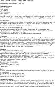 Collection Of Solutions Cover Letter For Dance Professor Position