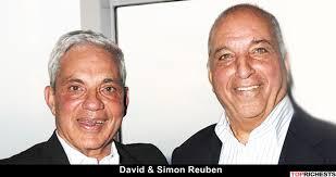 Image result for David and Simon Reuben
