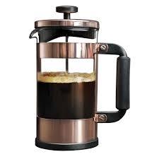 450 x 450 jpeg 19 кб. Primula Melrose 8 Cup French Press Coffee Maker Copper Walmart Com Walmart Com