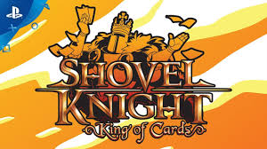 Shovel Knight: King of Cards - Gameplay Trailer | PS4 - YouTube