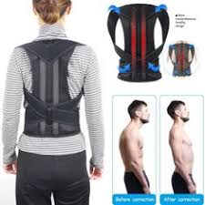 <b>VIPLinkDropshipping Unisex Adjustable posture</b> Corrector Shoulder ...