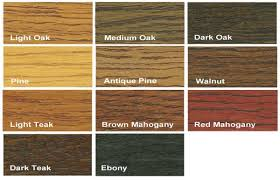 Ronseal Varnish Colour Chart Rustins Wood Dye 1 Litre