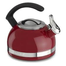 kitchenaid 2 0 quart kettle with c handle and trim band red canada