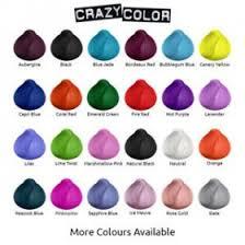 Crazy Color 100ml Semi Permanent Hair Color Per Bottle