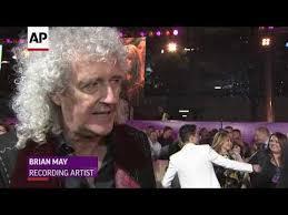 Brian May: 'Thank God' Rami Malek played Freddie Mercury - YouTube