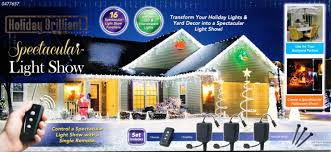 Holiday Brilliant Lights Remote Upc 029944508069 Christmas Holiday Brilliant Spectacular