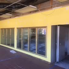 used 10 x 22 walkin cooler 8 glass doors