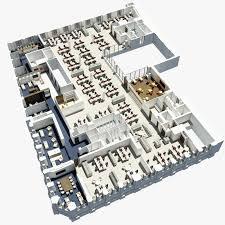3d office floor plan. Fine Office Inside 3d Office Floor Plan N