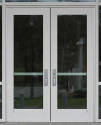monumental glass door for business glass front door for business glass business door front for