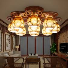 chinese style living room ceiling. Chinese Style Dining Room Living 9 Head E27 Large Ceramic Bamboo Ceiling Lights-in Lights From \u0026 Lighting On Aliexpress.com | Alibaba