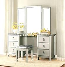 Bedroom Vanities With Drawers Vanity Table With Drawers Medium Size ...