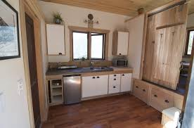 Sq  Ft  V House by Nelson Tiny Houses