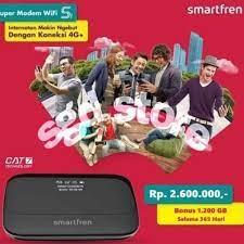Yakin paket internet kamu beneran unlimited? Jual Super Modem Mifi Smartfren S1 Paket 12 Bulan Jakarta Barat Mandashop5 Tokopedia