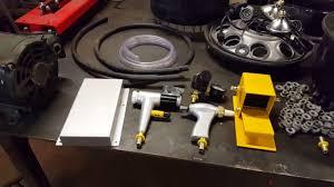pt 4 hf blast cabinet upgrade kit