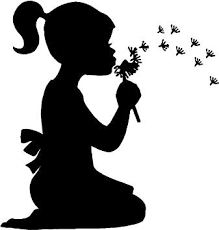 little girl blowing dandelions wall art wall designs on little black girl wall art with amazon little girl blowing dandelions wall art wall designs