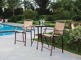 crossman piece outdoor bistro: interesting piece bistro set outdoor high outdoor bistro set bar height with piece bistro set outdoor