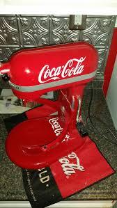 custom coca cola kitchen aid mixer somethingimade