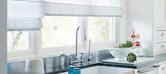 Kitchen Window Shutters Interior Kitchen Window Treatments In Omaha Nebraska Ambiance Window