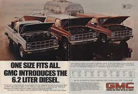 GM Brochures of our old rigs. - Diesel Place : Chevrolet and GMC ...