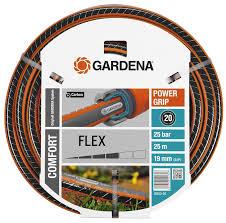 """Купить <b>Шланг Gardena Flex</b> 3/4"""" 25м поливочный (18053-20.000 ..."""