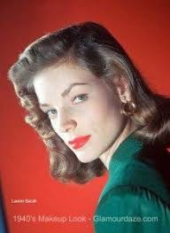 furthermore the overall and underlying feeling was of confidence through makeup for women in the 1940s