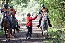 Marathon Voor Paard En Ruiter In Meeuwen Gruitrode Finishe
