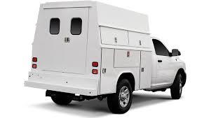 Enclosed Panel Van Bodies | Reading Truck Body