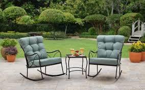 steel menards set patio mesh por outdoor center waterproof chair cushions rocking bar table target tables