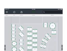 Restaurant Hostess Seating Chart Simple Seating For Restaurants With Hostus App