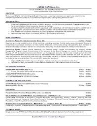 Resume Accountant Sample Accountant Resume Template Australian ...