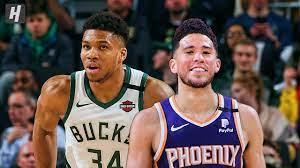 Phoenix Suns vs Milwaukee Bucks - Full ...