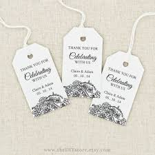 Free Printable Favor Tags Wedding Tag Template Magdalene Project Org