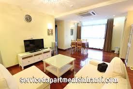 Luxury two bedroom serviced apartment rental in Hoan Kiem, Professional  service