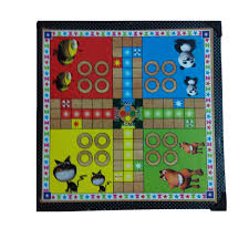 Wooden Ludo Board Game DDH Business with Stylish Ludo Game Wooden Board Gifts Favours 64