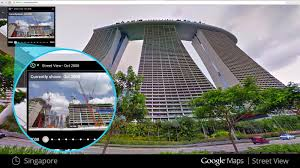 google maps street view gets time travel feature Google Maps Travel Time street view time machine google maps travel time in seconds