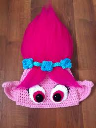 Trolls Crochet Hat Pattern Gorgeous Crochet Trolls Hat Ideas The Most Cutest Collection Ever