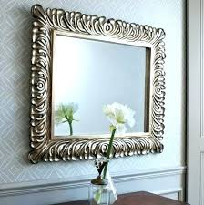large round silver wall mirror large ornate silver wall mirror wall mirrors wall mirror repair absolutely