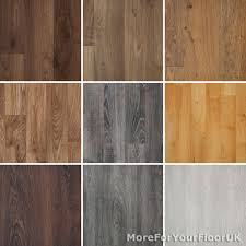 Cushion Flooring For Kitchens Wood Effect Vinyl Ebay