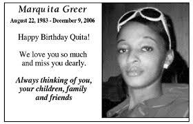 Marquita Greer   In Memoriam   wacotrib.com