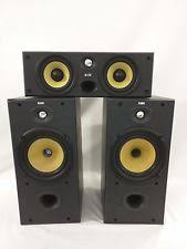 bowers and wilkins 684 s2. b\u0026w bowers \u0026 wilkins dm 602 s2 pair + cc6 stereo bookshelf speakers 120w and 684