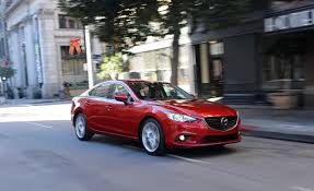 2014 Mazda 6 i Sport Test – Review – Car and Driver
