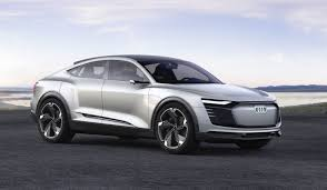 2018 audi e tron.  2018 after enduring what seems like an endless lineup of long range concept evs  from the vw group over past decade and also some excruciating press  throughout 2018 audi e tron e
