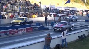 some drag racing from the 6 95 cl at motor mile dragway