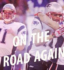 patriots have fared on road in playoffs
