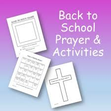 Image result for Catholic back to school images