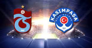 Trabzonspor - Kasımpaşa maçı kaç kaç bitti? Trabzonspor - Kasımpaşa maç  sonucu! Golleri kim attı? - Haberler